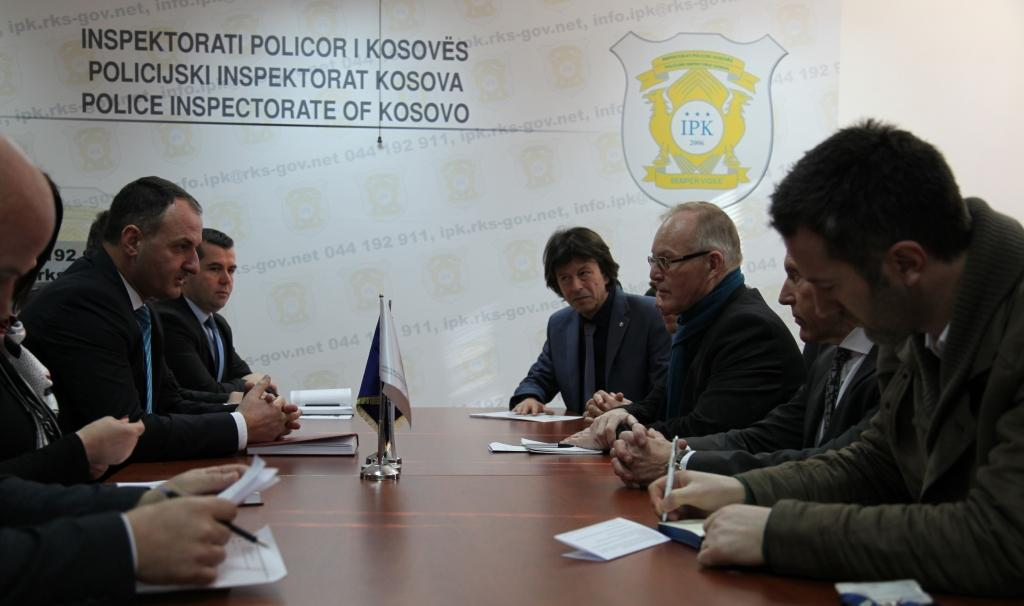 The Head of the OSCE Mission in Kosovo visited PIK